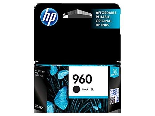 HP 960XL Black Ink Cartridge CZ666AA