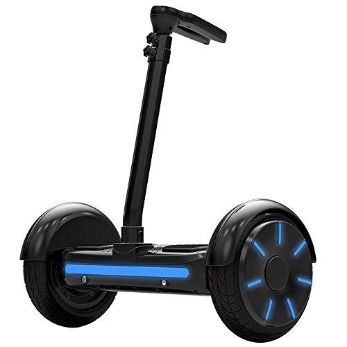 T-XYD Elettrico Auto-bilanciamento Scooter off-Road Adulti Bambini Intelligente Doppia Ruota Hoverboard con Push Rod con...