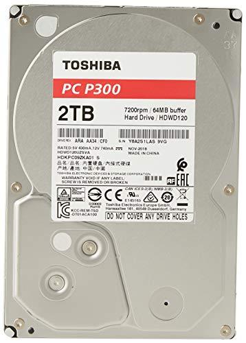 Toshiba -   P300 2 Tb Interne