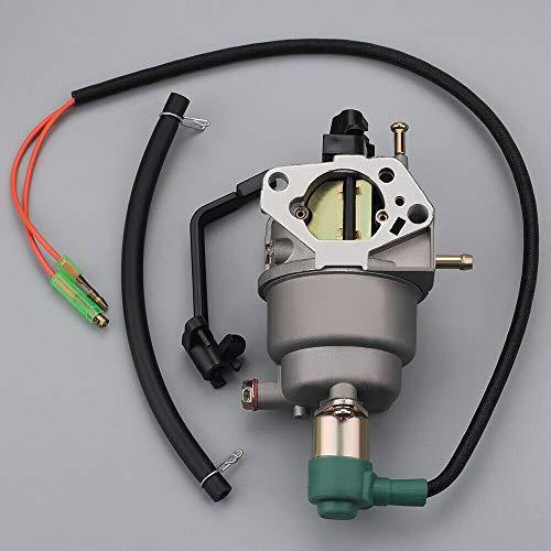 Carb Replacement For Generac GP5500 GP6500 Generator, Troy-Bilt XP 7000 10500 Watt 30477 030477 Gas, Harbor Freight Predator 420CC 13HP 69671 68530 68525, Champion Power CPE 41532 439CC 41511 439CC -  Mintu, 5500 6500 7000 8750 GP5500