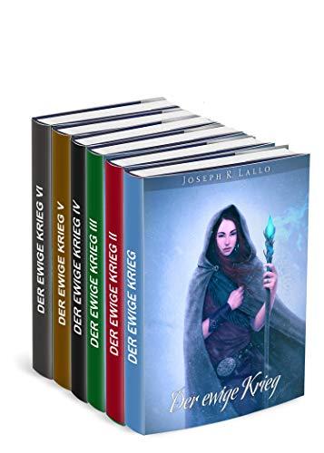 Der ewige Krieg - Gesamte Serie - 5000 Seiten Fantasy Deutsch