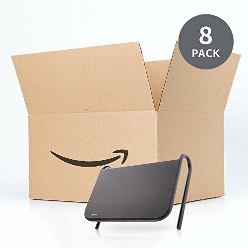 AmazonベーシックPCスタンドモニタースタンドブラック8点セット