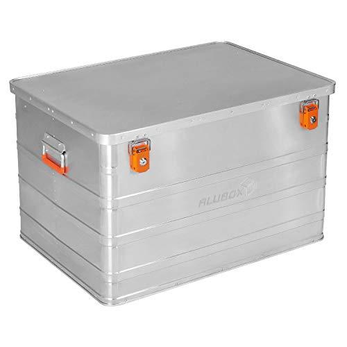ALUBOX B184 - Aluminium Transportbox 184 Liter, abschließbar