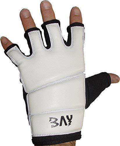 BAY 'Touch Sandsackhandschuhe, weiß,...