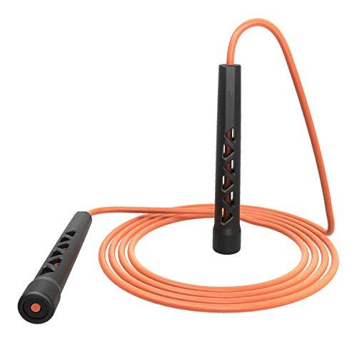 ZCLS Jump Ropes Blazing Fast Jump Ropes Cuerda antideslizante para gimnasio Entrenamiento en casa para mujeres Hombres Niños
