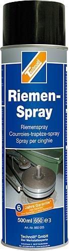Riemen-Spray Sofort wirksam, gut haftend und spritzwasserfest