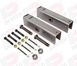 Dexter Slipper Spring Suspension Kit for 7,000-8,000 Lb Axles (K71-366-00)