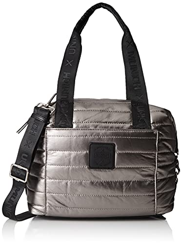 Munich COVER BOWLING OLD SILVER, BAGS para Mujer, Mediano