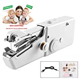 Best Hand Sewing Machines - Hand Held Sewing Machine Mini Portable Cordless Sewing Review