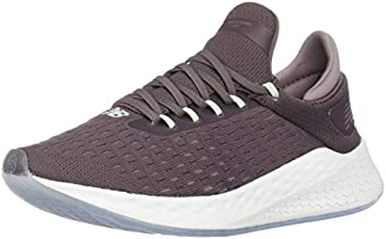 New Balance Women's Fresh Foam Lazr V2 HypoKnit Sneaker, Light Shale/Chasmere/Water Vapor, 12 D US