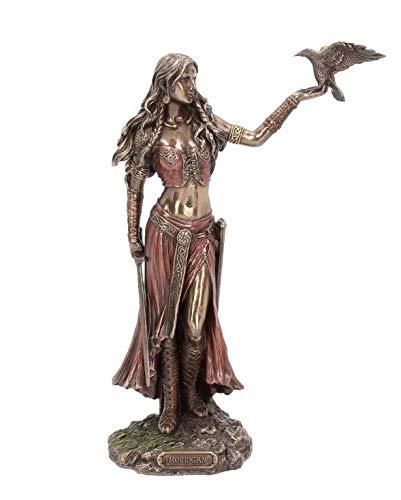 Morrigan keltische Königin des Krieges Statue Figur Skulptur