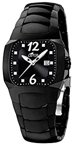 Lotus Watches Reloj para Mujer Analógico de Cuarzo con Brazalete de Acero Inoxidable 15513/L
