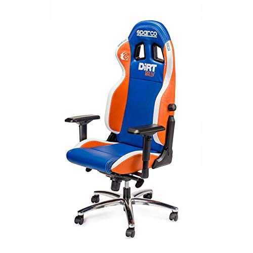 Sparco S00975SP03 Silla Oficina/Gaming R100S CODEMASTERS