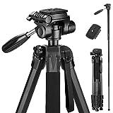 Best Monopod For DSLR Cameras - Victiv 72-inch Camera Tripod Aluminum Monopod T72 Max Review