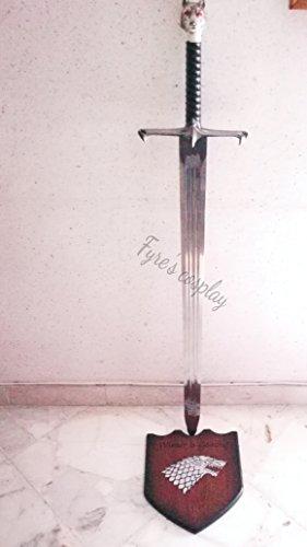 Sword jon snow game of thrones stark Longclaw