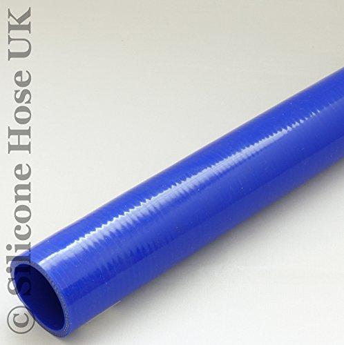 /Bleu Coque en silicone Raccord en T Dump Valve Tuyau darrosage renforc/é/ /connecteur dentr/ée dID 25/mm/