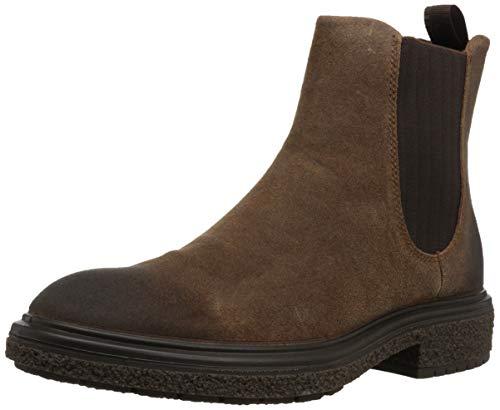 ECCO Herren CREPETRAY HYBRID M Chelsea Boots, Braun (Cocoa Brown 5482), 42 EU