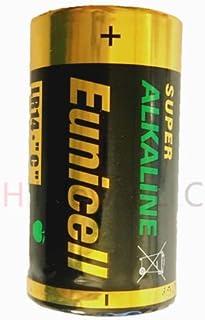 Hillflower 5 Pieces LR1 E90 N MN9100 910A Card 0/% Mercury 1.5V Heavy Duty Long Duration Alkaline Battery