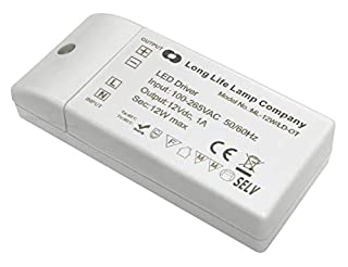 New 12w LED Driver Transformer for MR16- MR11- G4 LEDLight Bulb Zero Interference with Dab and WiFi Energy Class A++ (B003DV8QBS) | Amazon price tracker / tracking, Amazon price history charts, Amazon price watches, Amazon price drop alerts