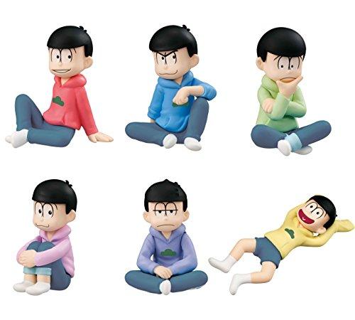 Osomatsu-san Minifiguras Palmées Assortiment de 5 cm (6)