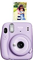 Fujifilm Instax Mini 11 Instant Camera (Lilac Purple)