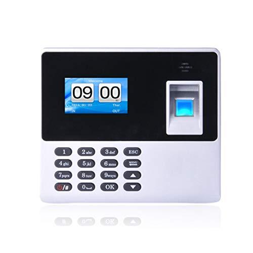 no brand Précise Nouveaux employé scanne Fingerprints sur la Machine for enregistrer Les Heures de Travail de présence Système de Machine Peut être Mural Sensible