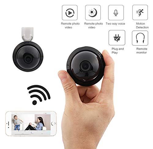 SSSabsir E09 HD Home Security MINI WIFI 1080P IP Camera Wireless Small CCTV Infrared Night Vision Motion Detection SD Card Slot Audio APP AU plug