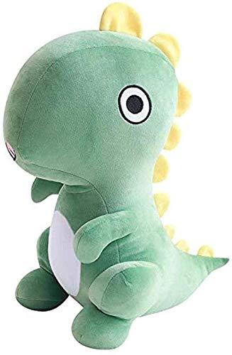 MEELLION Muñeca de Peluche 1pc 30 cm Ultra Suave Encantador dinosauri Feliz muñeca Huggable Verde Relleno Dino Juguete niños Huggable Animales Peluche Juguete Love of a Lifetime