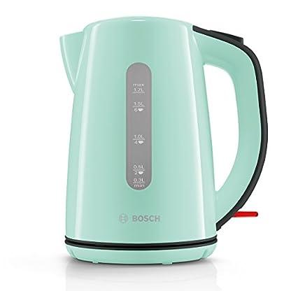 Bosch-TWK7502-kabelloser-Wasserkocher-Abschaltautomatik-berhitzungsschutz-Kalkfilter-17-L-2200-W-trkis