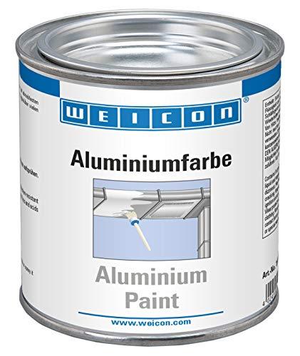 WEICON aluminiumverf, aluminium roestwerende verf, corrosiebescherming, 375ml blik