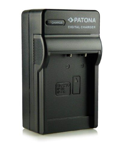 Patona - Cargador tipo NP-130 para cámara de fotos digital Casio Exilim...