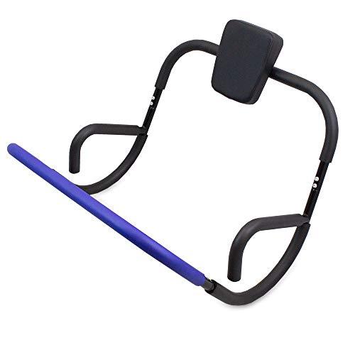 BITUXX® Bauchmuskeltrainer AB Roller Bauchtrainer Rückentrainer Fitness Bauchwegtrainer Sixpacktrainer Bauch Trainer