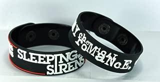 MY CHEMICAL ROMANCE 2PCS New! Bracelet Wristband 2X 102A52