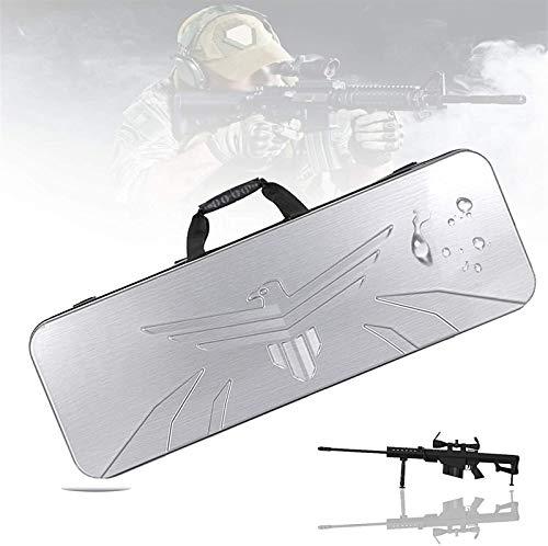 VULID Almacenamiento Premium para Pistolas, Estuche Acumulable con Impermeable Y Resistente A Los Arañazos, Mango De Goma, Funda De Escopeta para Rifle, Entrenamiento Táctico, Pesca (Size : 100CM)