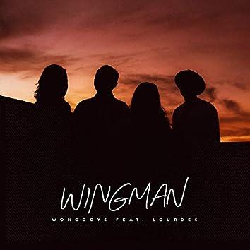 Wingman (feat. Lourdes)