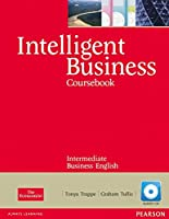 Intelligent Business Intermediate Coursebook with CD