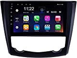 Dmnsdd Coche Estéreo Android 10.0 Radio Para Kadjar 2015-2017 Gps Navegación Gps Línea De Cabeza De 9 Pulgadas Pantalla Táctil Mp5 Multimedia Player Video Rece(Size:ocho núcleos,Color:WIFI:4GB+64GB)