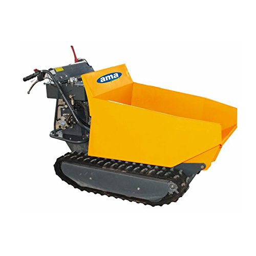 Motocarriola cingolata AMA Dumper TAG500ND 500 kg