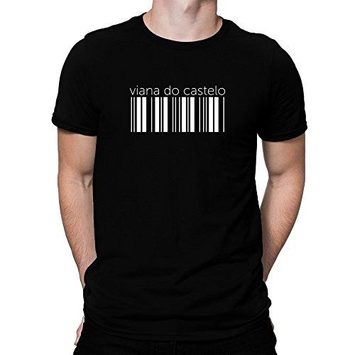 Teeburon Viana Do Castelo Lower Barcode Camiseta