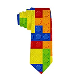 lego gifts for adults ~ colorful tie