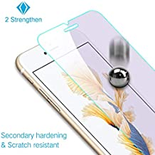 PERFECTSIGHT Clear Screen Protector for Apple iPhone 7 Plus/ 8 Plus/ 6 Plus/ 6s Plus 5.5