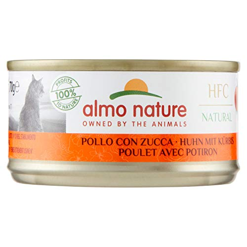 Almo Nature : Boîte : Poulet Avec Potiron 70g