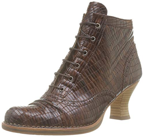 Neosens Damskie buty S848 Fantasy Alanya brązowe/rokoko, Brown Alanya Brown S848-40 EU