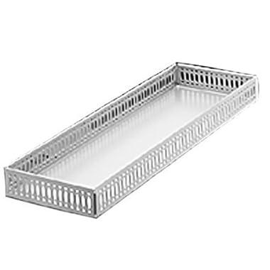 Taymor 02-D1090 Chrome Large Vanity Tray