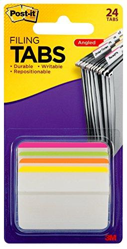 Post-it Notas, 5 cm, colores primarios variados, 6 notas por color