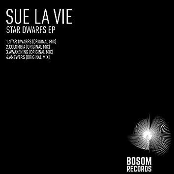 Star Dwarfs EP