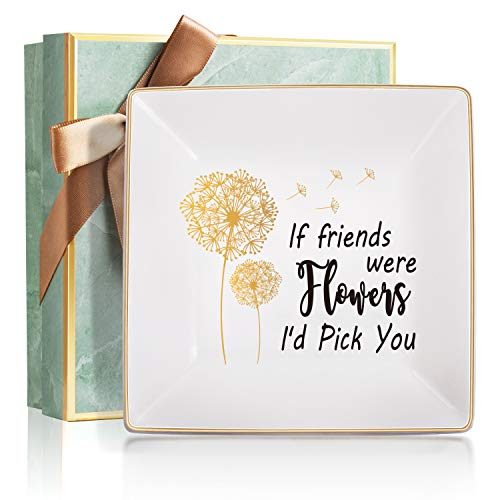 Birthday Gifts for Friends, If Friends were Flowers I