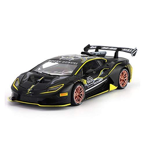 GYXY 1:32 para EVO Huracan St EVO Deportes Aleación De Automóviles Modelo Auto De Fundido Fundido Y Luces Vehículos Juguete Regalo Regalo Navidad Decoración Adultos (Color : 1)