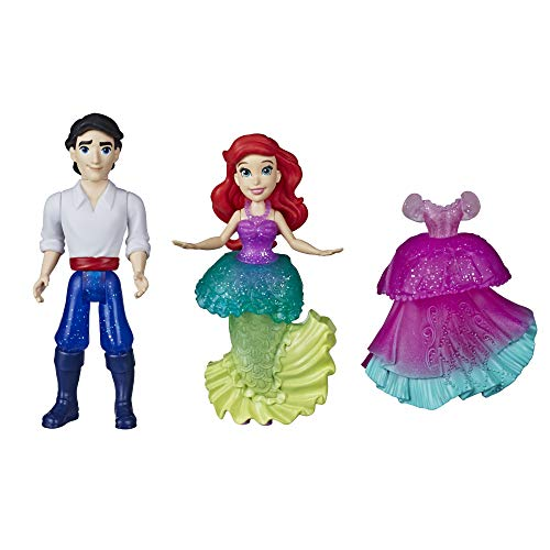 Ariel and Prince Eric Royal Clips