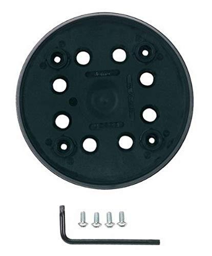 Bosch Professional Plato de lija (Ø 125 mm, dureza media, con sistema autoadhesivo, accesorio para lijadora excéntrica PEX 270 A/PEX 270 AE)
